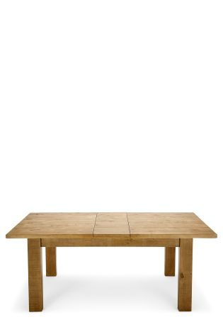 Buy Kendall 6 8 Seater Extending Dining Table From The Next UK Online Shop