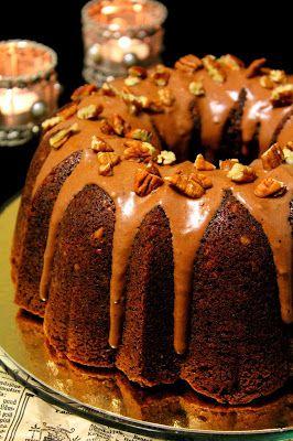 Kakkuviikarin vispailuja!: Arabialainen maustekakku