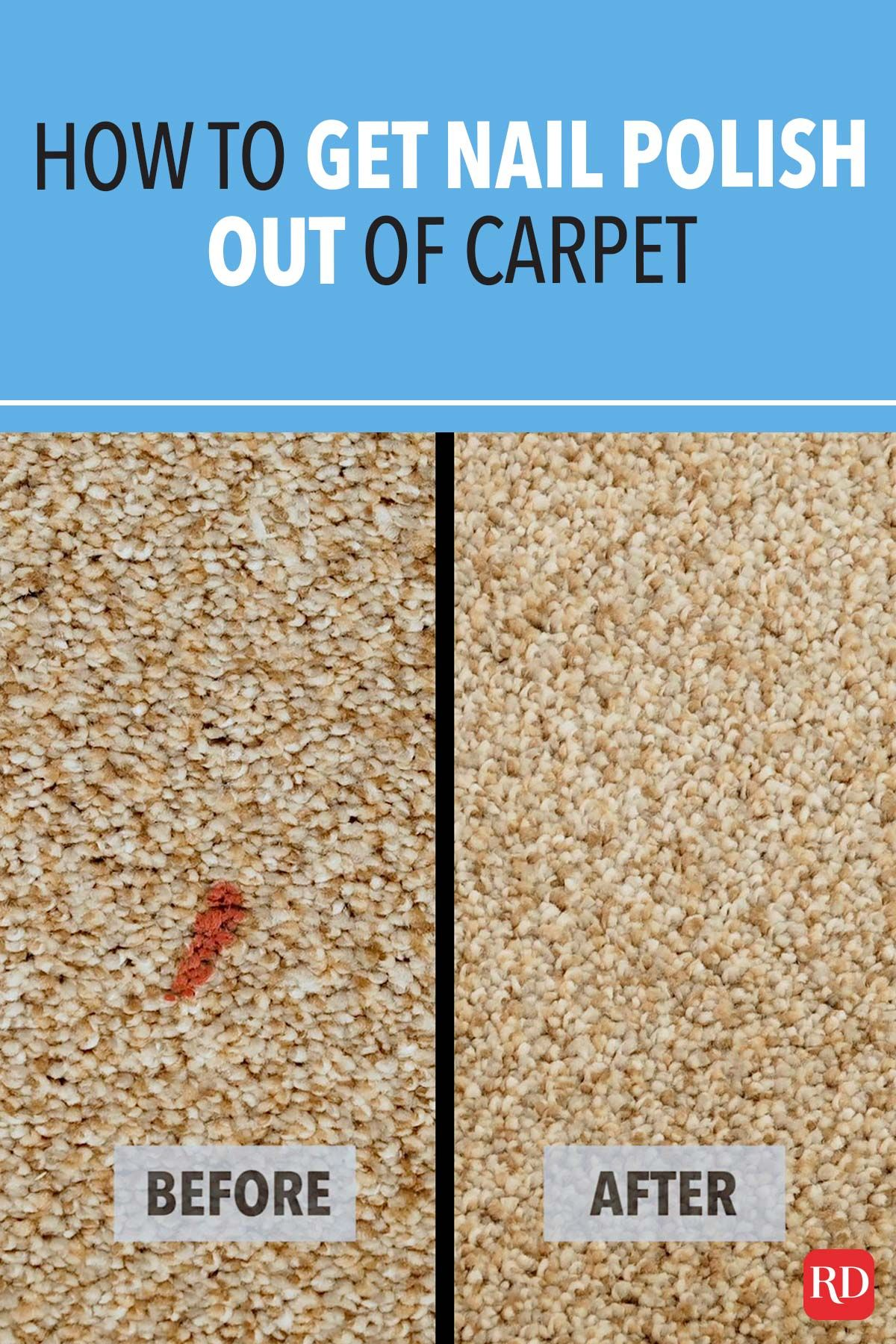How To Get Nail Polish Out Of Carpet Get Nails Nail Polish Spill Nail Polish