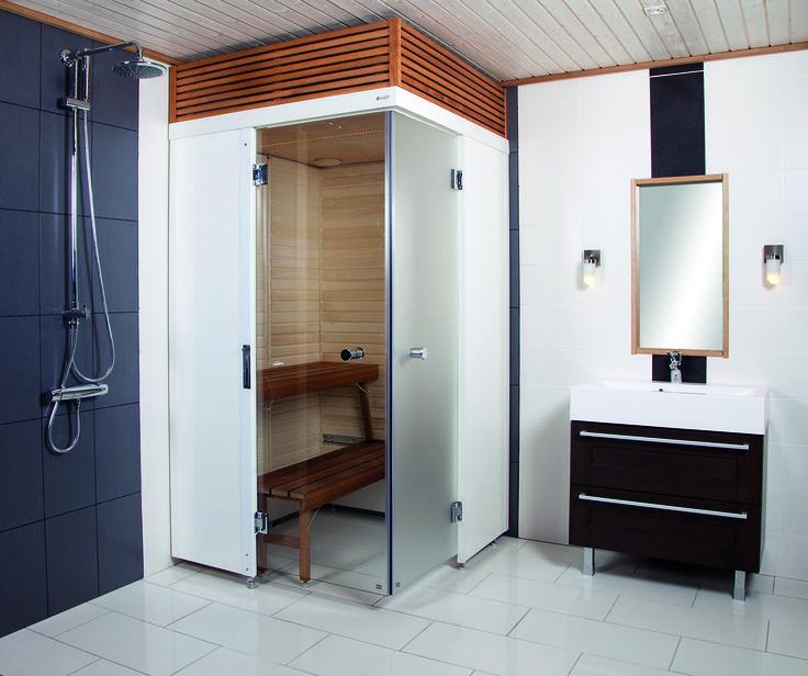 Swedish Interiordesign: Image Result For Swedish Sauna In Your Bathroom