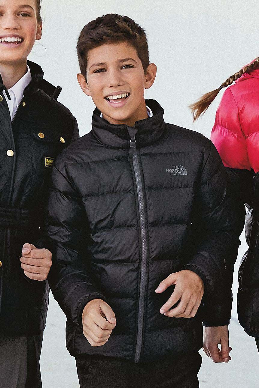 The In North Face Andes Black Boys 2019Jackets Jacket MVSUGqpz