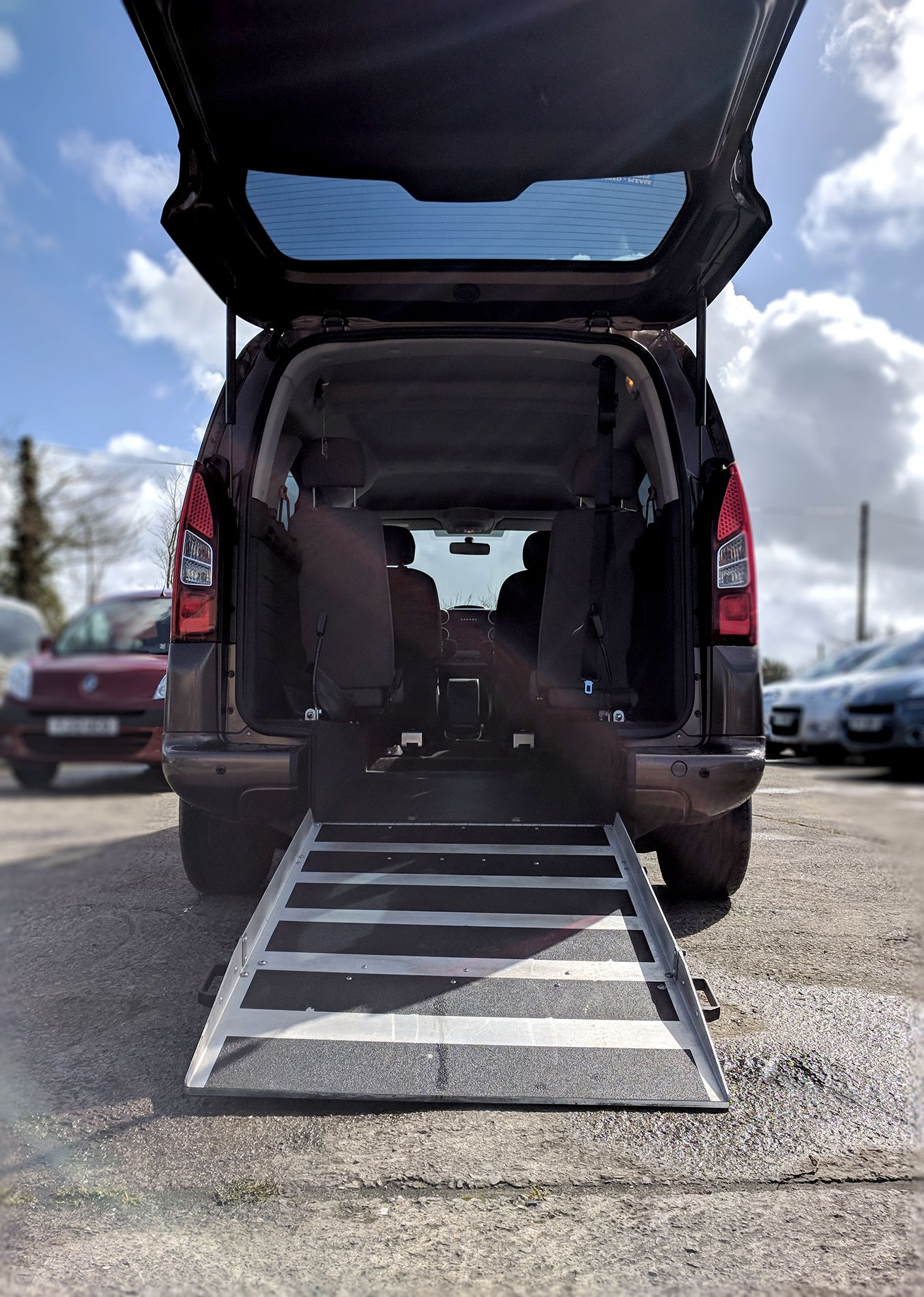 Pin by John Lewis on Wheelchair Accessible Vans