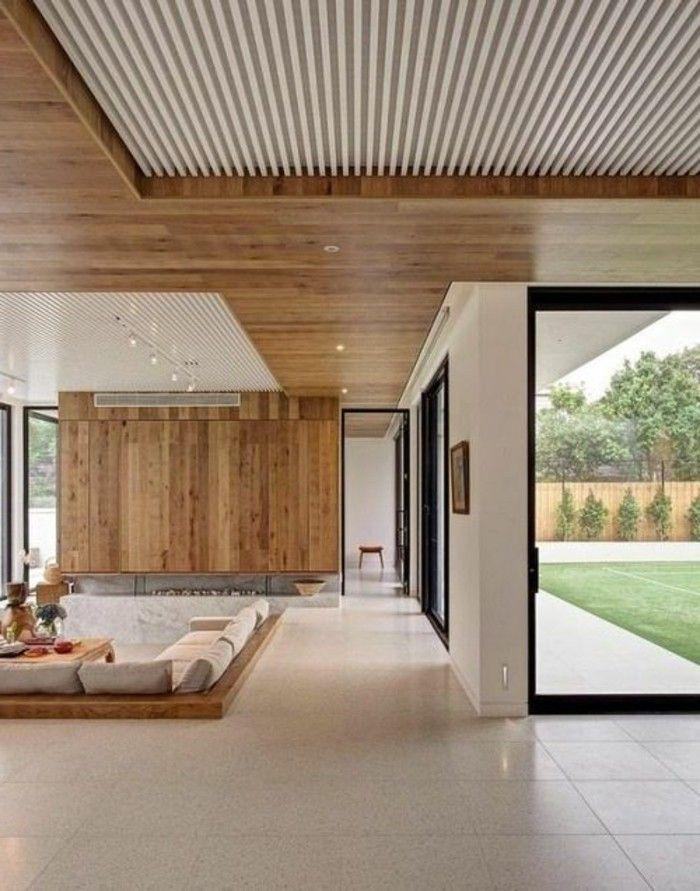 ▷ 1001+ Idées pour aménager une chambre en longueur + des solutions - dalle de sol chambre