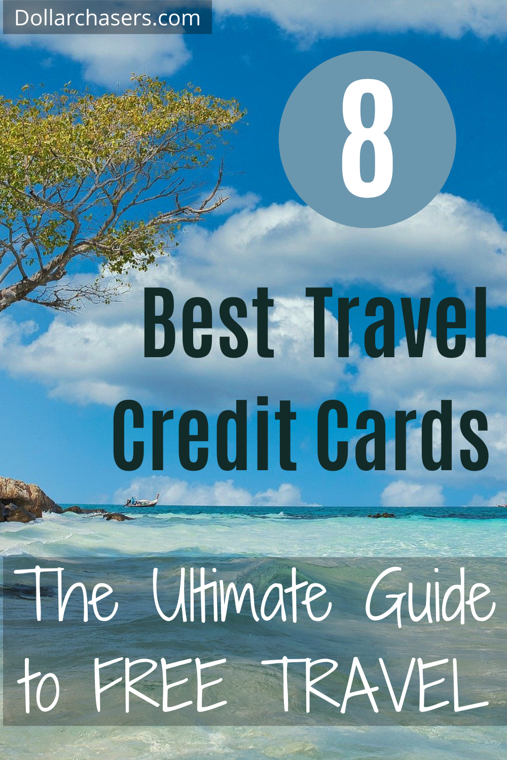 This guide is more than a list of the best travel credit cards. It outlines strategies that allow you to take advantage of as much free travel as possible. It also discusses what type of person should get each card, as well as the best way to use each one. If you do not use these credit cards properly, you will be leaving a lot of money on the table. #creditcards #creditcardrewards #freetravel #travelhacking #personalfinance