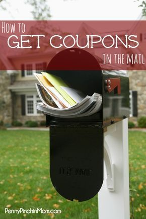 Coupons are the simplest way to save money. However, if you don't have time to go chasing them you may not use them. Learn my secret tips on How to Get Coupons In the Mail! #3 has a BONUS perk!!