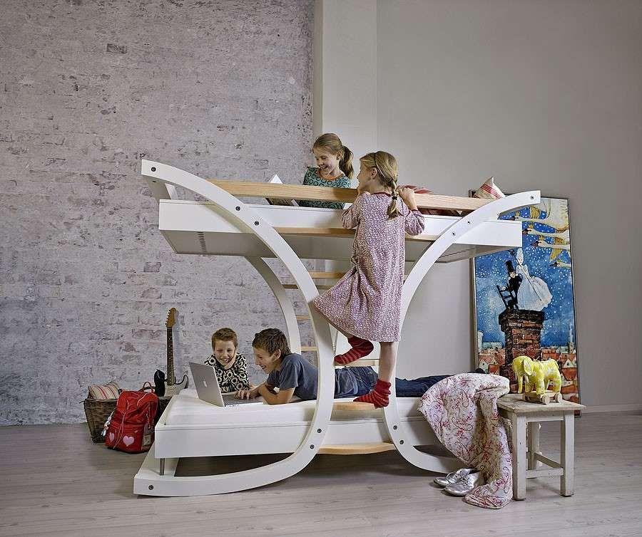 Letti a castello particolari per bambini e adulti - Letti a castello ...