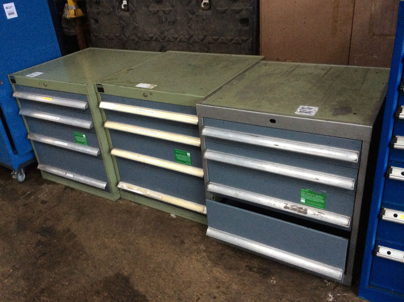 Merveilleux Used Tool Cabinets