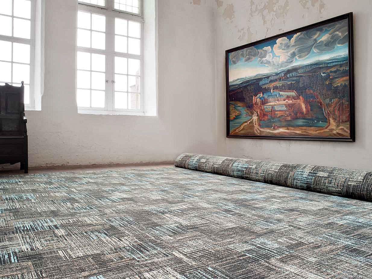 Großzügige Ornamente Florale Muster Klassische Streifen Und Designs Im Stil Der 60er Teppich Vintage Shabbychic Sonnhaus Teppichboden Teppich Vintage