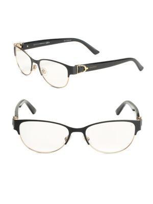 7fa674f56ba GUCCI 50Mm Oval Optical Glasses.  gucci  glasses