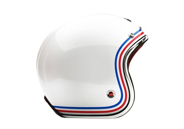 If Richie Tennenbaum Had A Motorcycle Helmet Vespa Helmet