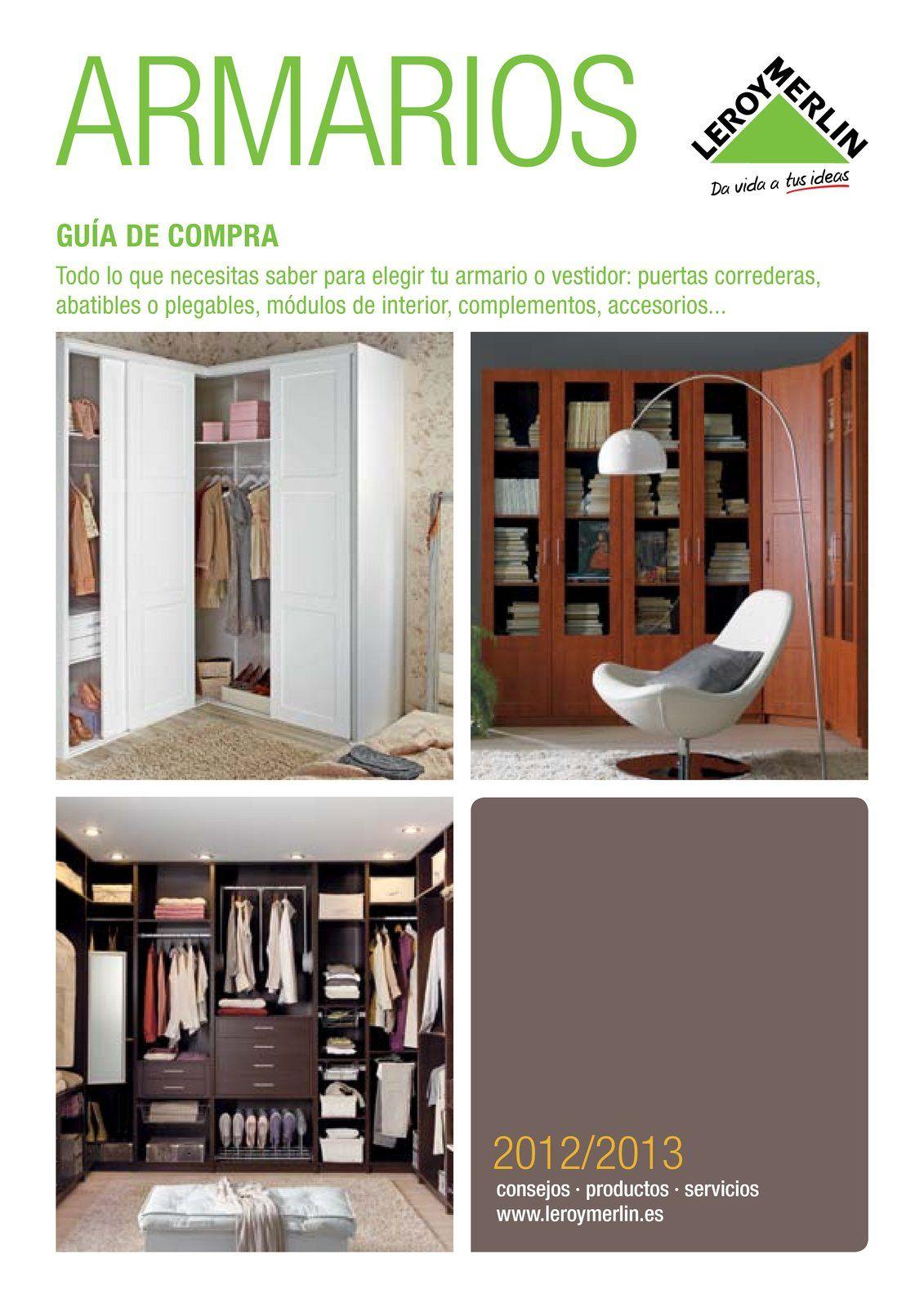 LEROY MERLIN, Armarios Http://www.ofertia.com/tiendas/