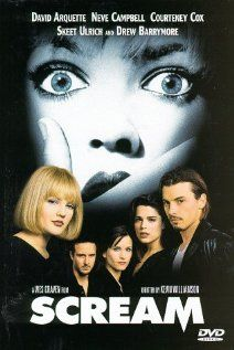 Classic 90's  After the 80's bloodbath horror movies, Scream