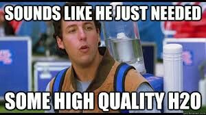 Water Boy Comment Memes Funny Instagram Posts Waterboy