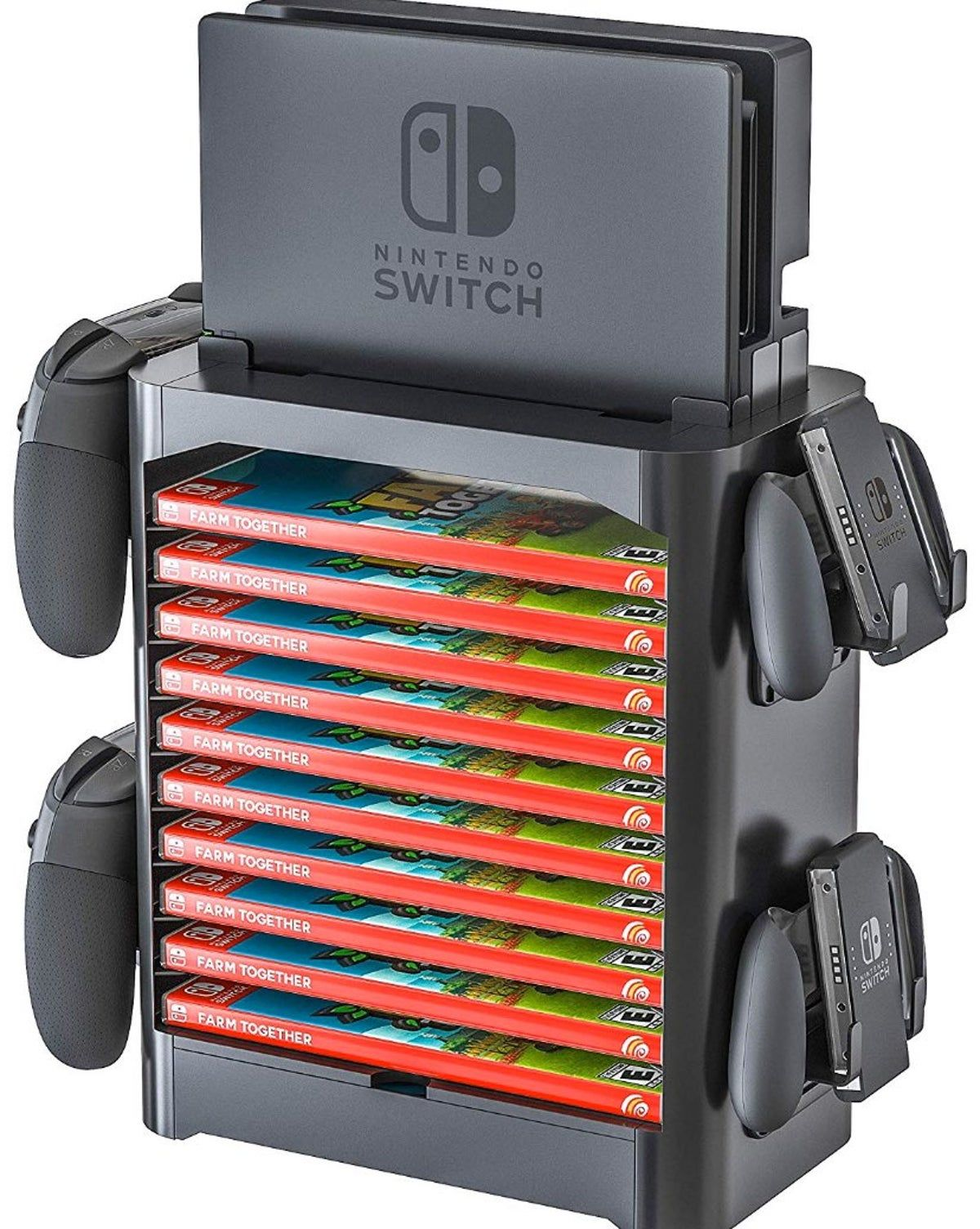 How To Get More Space On Your Nintendo Switch