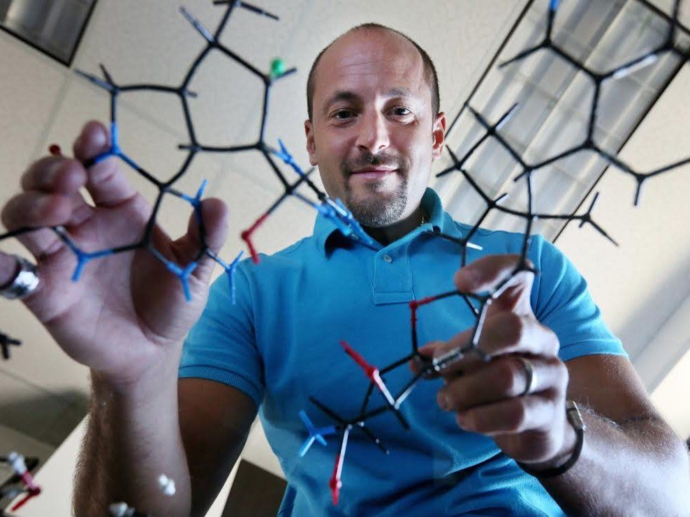 This man is repurposing the building blocks of chemistry  and it could be the future of medicine