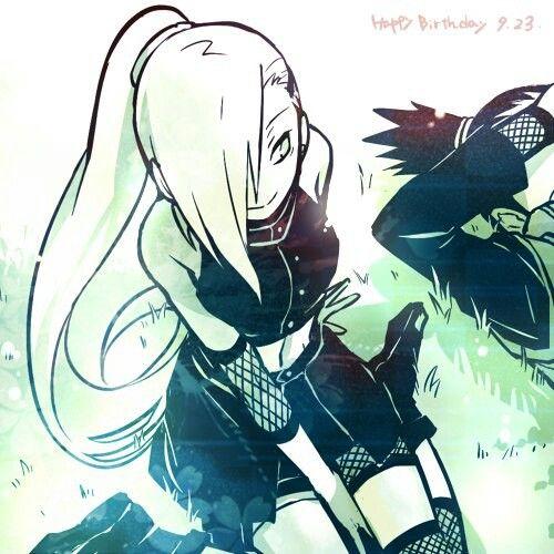 Shikamaru and Ino. / ShikaIno | Fanart, Anime, Naruto