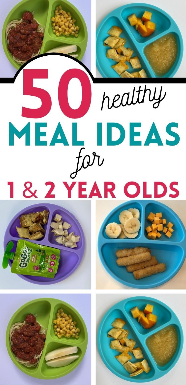 What to feed a one year old 55 meal ideas in 2020