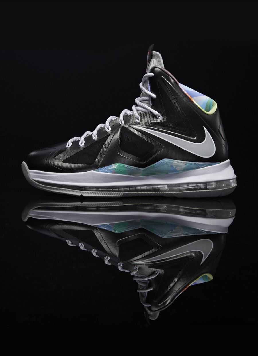 sports shoes 85f1e ce2b6 Lebron X Prism - andy gilmore
