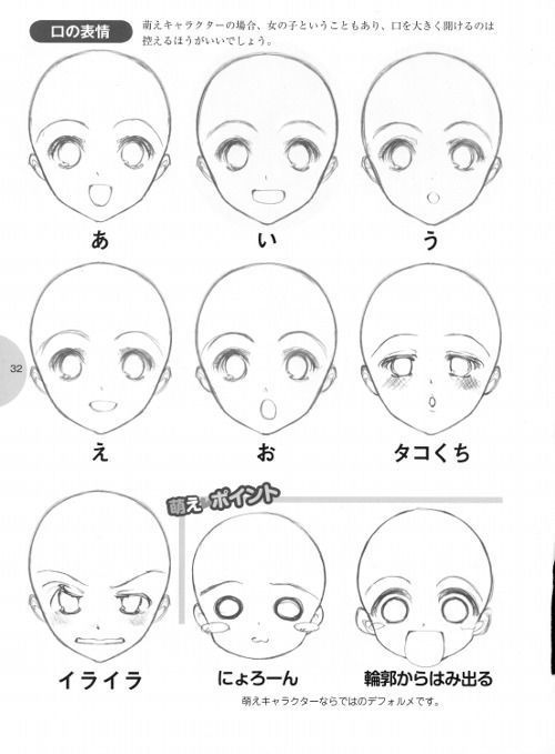 Thought this could help some people who need help with expressing the anime male females emotions