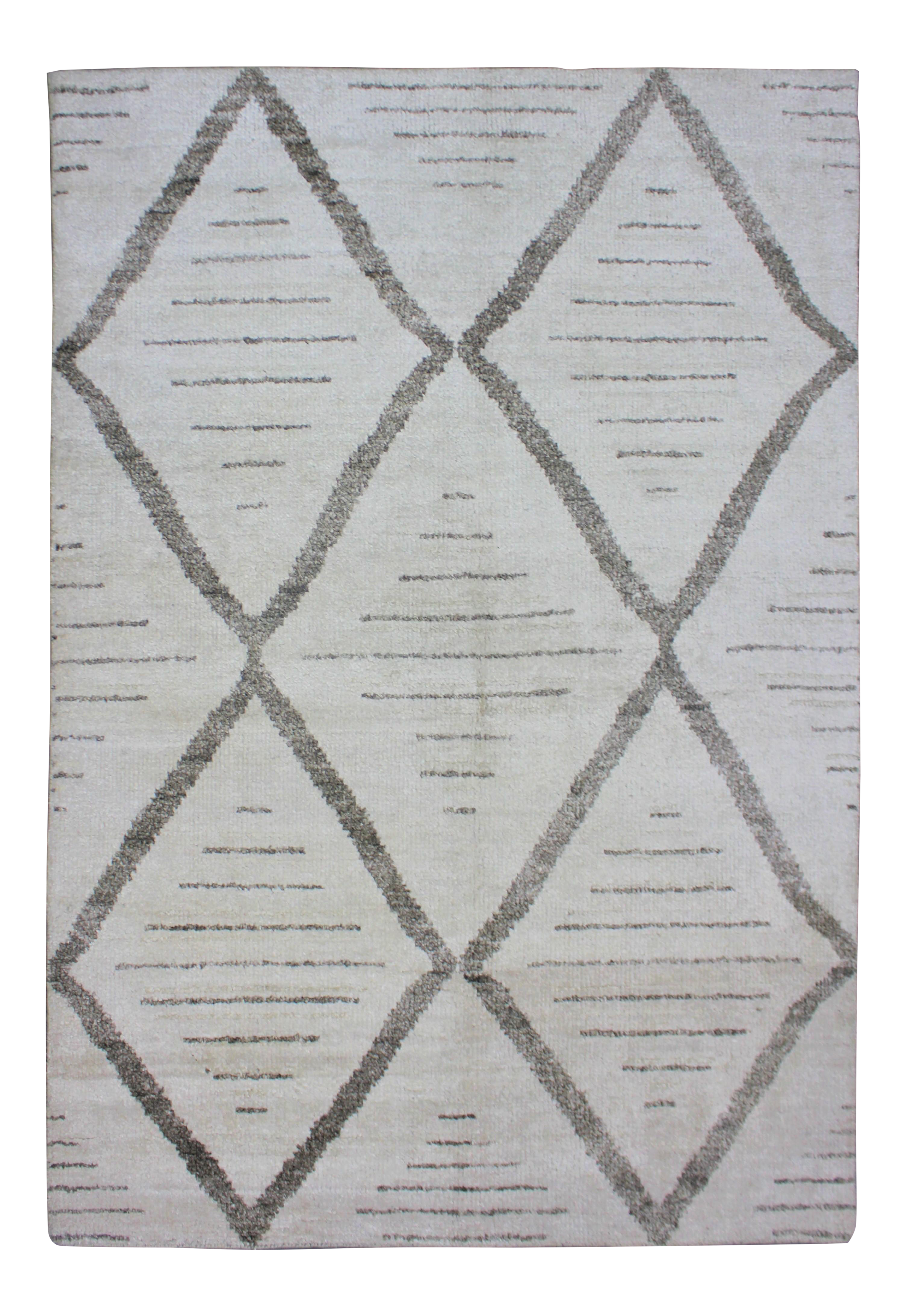 Hand Knotted Bamboo Rug By Aara Rugs