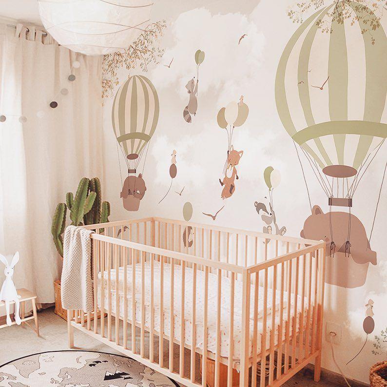 chambre enfant deco chambre bebe mixte