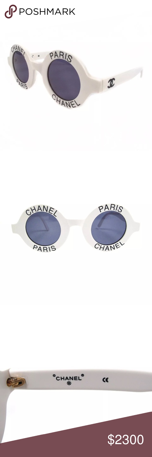 acce70c6465 Vintage though in great condition! As seen on Pharrell and Rihanna 100%  Authentic. CHANEL Accessories Sunglasses
