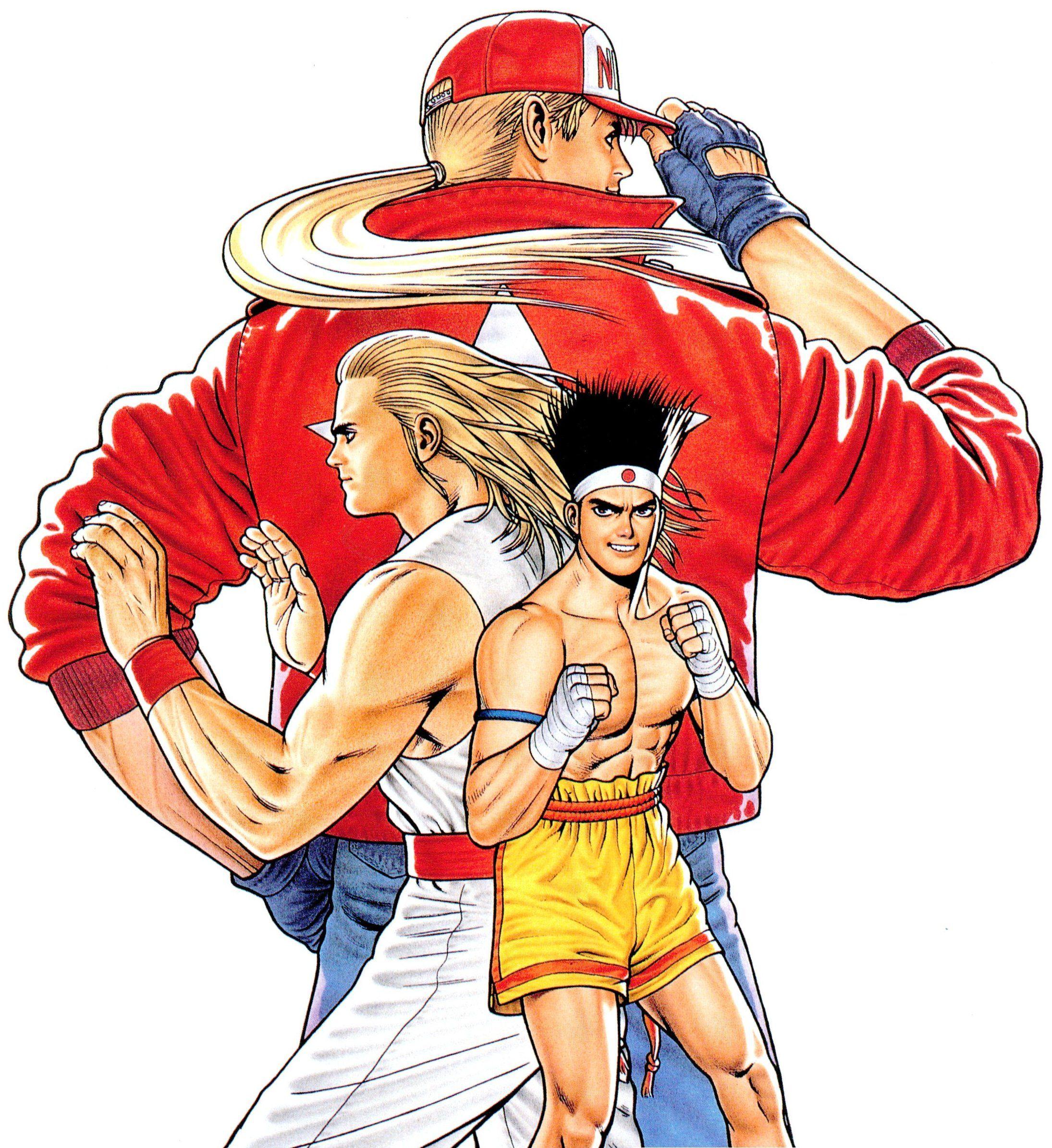 Fatal Fury   Art of fighting, Video game genre, Game art