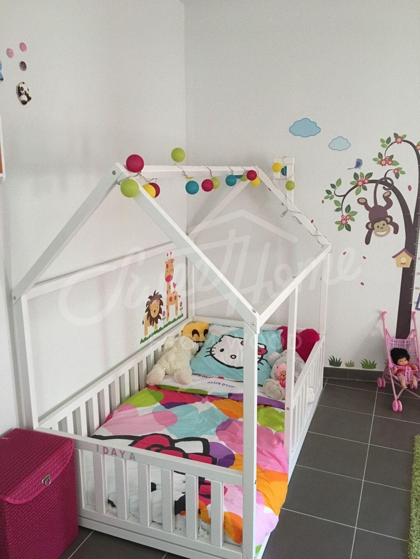 Scandinavian Design Baby Room Interior Baby Bed Or Children Bed In