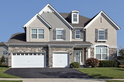 gray brick house color schemes exterior painting ideas portland