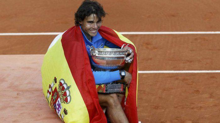 En imágenes|Rafael Nadal: La raqueta dorada de la última década