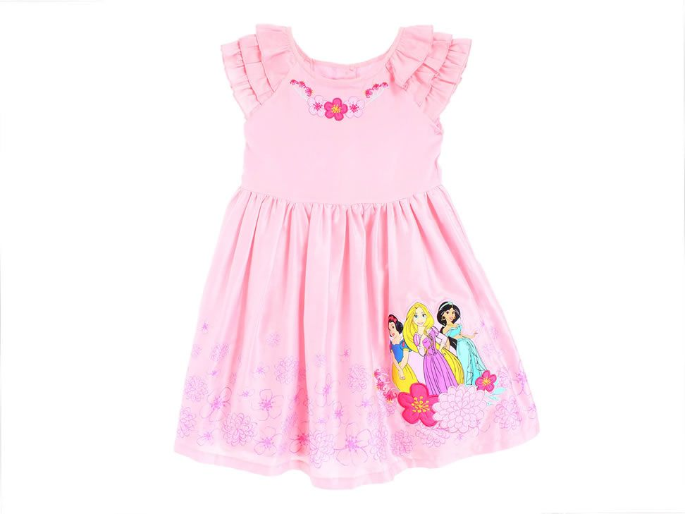 Disney Collection Vestido con Bordado para Niña-Liverpool es parte ...