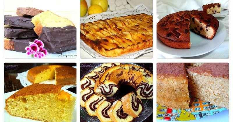 BIZCOCHO DE YOGUR: 6 recetas diferentes | ¡¡A COCINEAR!! Recetas valkicocina.com