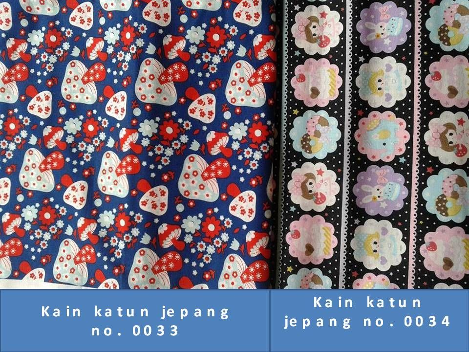 The original cotton fabric made in Japan