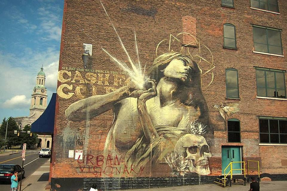 Rochester's WallTherapy is gearing up for this year's event, which will be July 19-28. WallTherapy is in its third year providing local murals created by over 20 local and international artists.