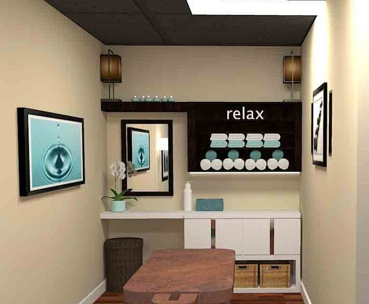 Facial Room Interior Design