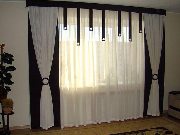 шторы для зала в современном стиле фото: 25 тыс ...