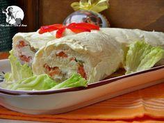 Tronchetto salato prosciutto e stracchino