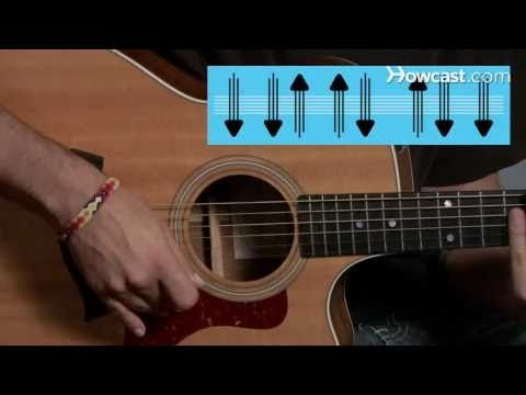 How to Play Guitar: Beginners / Strum 4