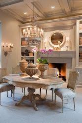 Sale da pranzo di lusso | #Casedilusso #LuxuryEstate | Sale da ...