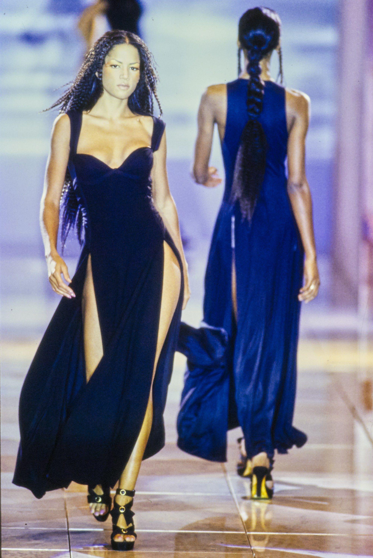 Watch Veronica Webb USA 2 1995-1996 video