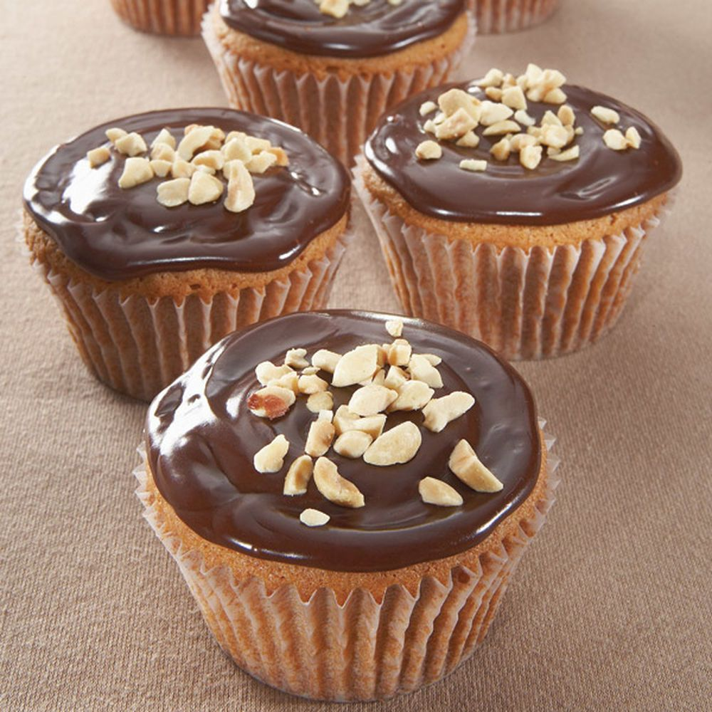 chocolate glaze recipe for cupcakes
