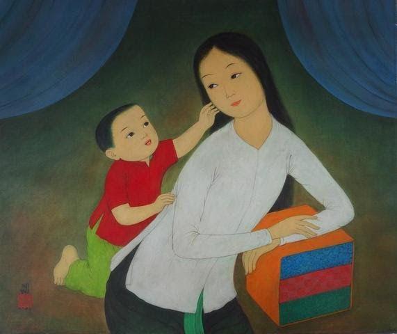 la femme enfant 1980