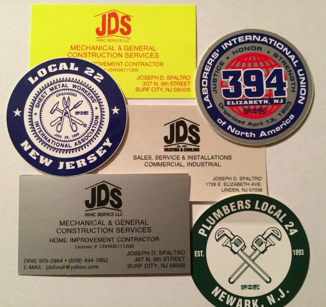 Jds Hvac Service Llc Serving New Jersey Since 1993 Heating Air Conditioning Professionals Linden Surf City Nj