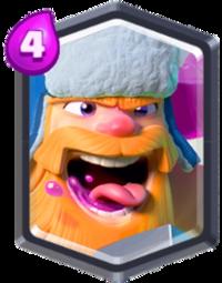Lets Go Lumberjack Clash Royale Clash Royale Cards Clash Royale Deck