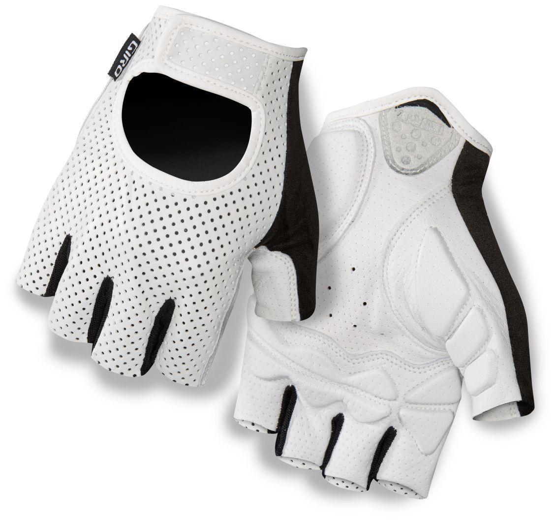 Gloves new giro lx short finger cycling gloves white buy it
