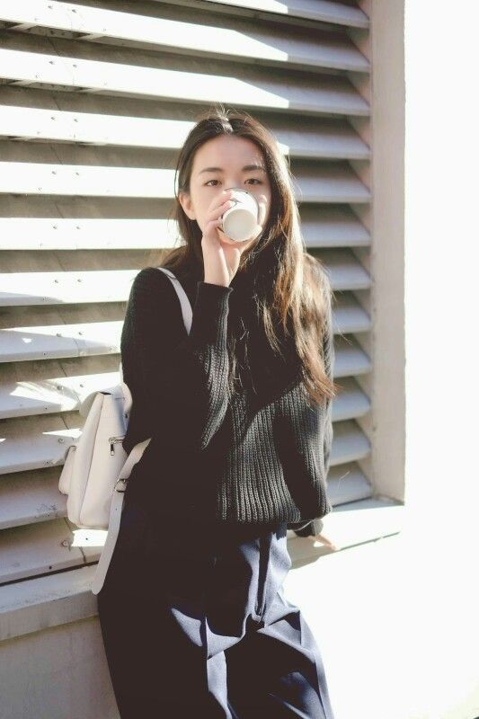 Pin By Elena Su Rez On Ootd Spring Fall Pinterest Ulzzang Korean And Korean Fashion