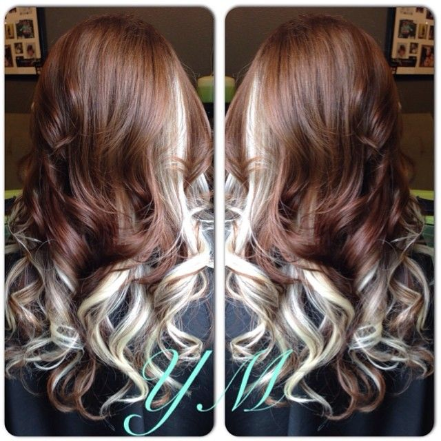 Platinum Blonde Underneath Hair Styles Hair Perfect Hair