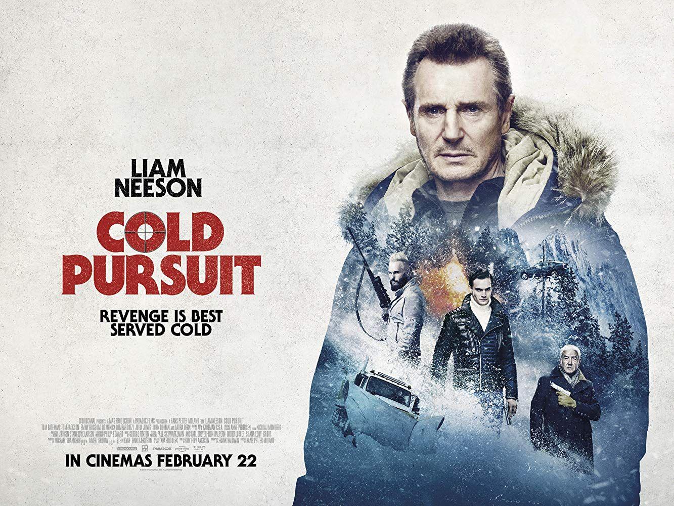 'Cold Pursuit' (2019) Movie Review Great comedies, Liam