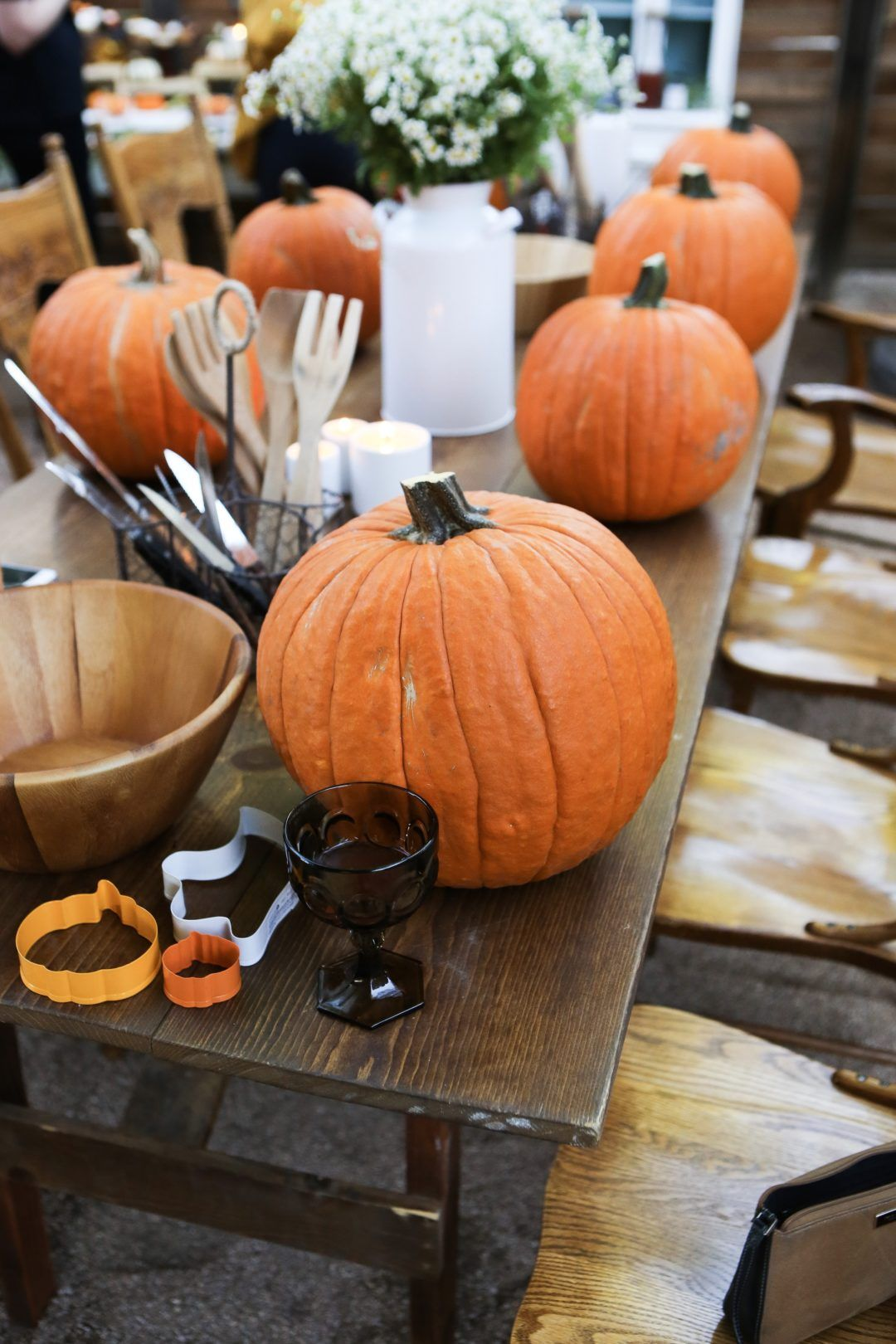 Throw An Epic Pumpkin Carving Party - Tremaine Ranch