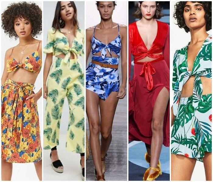 87e9ad9178 Estilos de moda para mujer primavera verano 2019 – Argentina ...